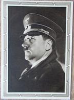 DR 1 Ganzsache 6 + 19 Pfg. Hitler Vorderseitig Bild Adolf Hitler Mit Mütze - Deutschland