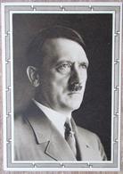 DR 1 Ganzsache 6 + 19 Pfg. Hitler Vorderseitig Bild Adolf Hitler Portrait - Deutschland