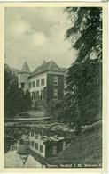 Doorn 1938; Huize Doorn, Verblijf Z.M. Wilhelm II - Gelopen. (Boekhandel Ruitenbeek - Doorn) - Doorn