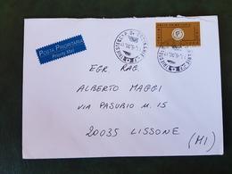 (27953) STORIA POSTALE ITALIA 2000 - 6. 1946-.. Repubblica