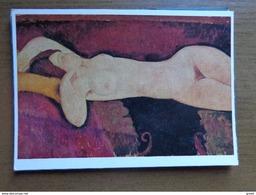 39 Kaarten Met NAAKT - NUDE - NAKED - ART - KUNST (zie Foto's) - Cartes Postales