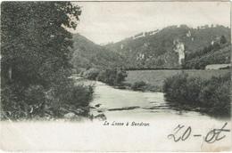 La Lesse à Gendron 1904 - Houyet