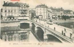 88 Epinal - Le Pont De Pierre      K 585 - Epinal