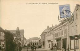 59* SOLESMES Rue Valenciennes           MA87,0450 - Solesmes