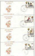 Serie FDC 1982  Cote D'Ivoire Vainqueurs Coupe Du Monde Pour 3.5  Euros.. . - Coupe Du Monde