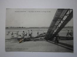 30 Aigues Mortes, Les Salins Du Perrier, Le Levage Du Sel (A2p26) - Aigues-Mortes