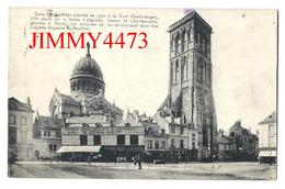 CPA - Manufacture A. JEAN-BART En 1919 - La Basilique Saint Martin - TOURS 37 Indre Et Loire - Imp-Phot. A. THIRIAT  N°9 - Tours