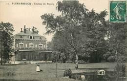 59* FLERS BREUCQ  Château            MA87,0613 - Non Classés