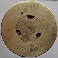 Douille 37 X 267 R Vz 34 -  CZ - Tchèque - Armi Da Collezione