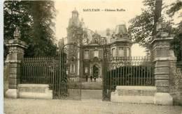 59* SAULTAIN  Château            MA87,0662 - Unclassified