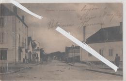 LOT 1088 CHAROLLES AVENUE DE LA GARE 1914 - Charolles