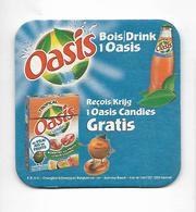 SOUS BOCK / 8  - OASIS - Sous-bocks