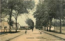 60* COMPIEGNE        Rte Soissons    MA87,0758 - Compiegne