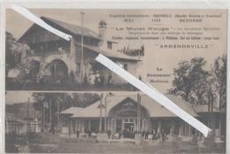 LOT 1093 RESTAURANT LE MULET ROUGE ARMENONVILLE GRENOBLE - Grenoble