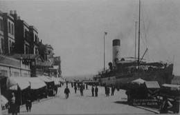 Turquie : Carte Photo : Constantinople : Quai De Galata - Cartes Postales