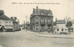 60* CREIL Place Carnot           MA87,0805 - Creil