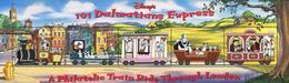 MWD-090506-263 MVT MINT PF/MNH ¤ GUYANA 1999 ¤ THE WORLD OF WALT DISNEY -- FRIENDS OF WALT DISNEY - Disney