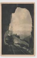 Ferrovia D'AMPEZZO Verso M. PELMO (BL)  - F.p. - Anni '1920 - Belluno