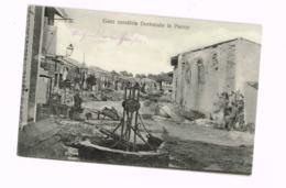 "Ganz Zerstörte Dorfstrasse In Parroy.Ruines.Expédié En Feldpost ""SB.KB Ldw.Inf.Rgt.10"" - France"