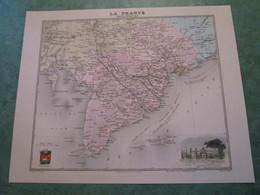 COCHINCHINE - Landkarten