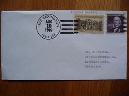 (us) Schiffpost Shipmail USS LEXINGTON CVT 16  1969 UNITED STATES. - Boten