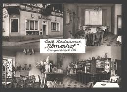 Bingerbrück - Café-Restaurant Römerhof - Mehrbildkarte - Bingen