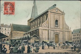 BOULOGNE-SUR-MER - L'Eglise St-Nicolas - Boulogne Sur Mer