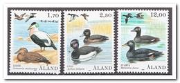 Aland 1987, Postfris MNH, Birds, Ducks - Aland