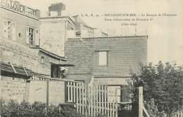 62* BOULOGNE SUR MER  Baraque Empereur         MA87,1214 - Boulogne Sur Mer