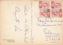 TURCHIA  /  ITALIA -  Card _ Cartolina Postale - 1921-... Repubblica