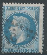Lot N°47160  Variété, N°29B, Oblit GC, Piquage - 1863-1870 Napoleon III With Laurels