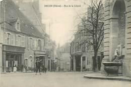 58* DECIZE Rue De La Liberte            MA87,1304 - Decize
