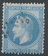 Lot N°47161   N°29B, Oblit étoile De PARIS - 1863-1870 Napoleon III With Laurels
