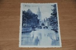 8536-   BRUGGE   BRUGES, BEGIJNHOF  BRUG - Brugge
