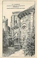 58* LA CHARITE  Chapelle  (dessin)            MA87,1342 - France