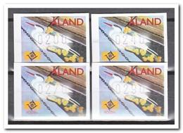 Aland 1999, Postfris MNH, Birds - Aland