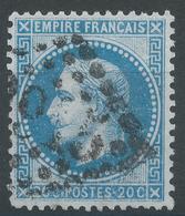 Lot N°47162   Variété/n°29A, Oblit GC, Filets NORD OUEST SUD - 1863-1870 Napoleon III With Laurels