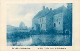 58* TANNAY Moulin 3 Quartes            MA87,1379 - Tannay