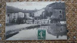 VILLERS LE SEC - LES BLEUS -31/7/1910 - Other Municipalities
