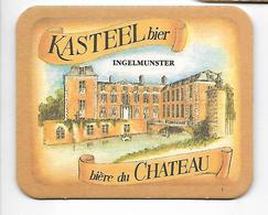 SOUS BOCK / 25  - BIERE DU CHÂTEAU / KASTEEL BIER / INGELMUNSTER - Sous-bocks