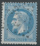 Lot N°47163   N°29B, Oblit GC 399 Beaurepaire-d'Isère, Isère (37), Ind 4 ????? - 1863-1870 Napoleon III With Laurels