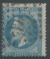 Lot N°47164   Variété/n°29B, Oblit, Piquage - 1863-1870 Napoleon III With Laurels
