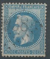 Lot N°47165   N°29B, Oblit - 1863-1870 Napoleon III With Laurels