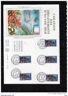 3036 Création Des Départements D'Outre Mer - Grande Enveloppe - - FDC