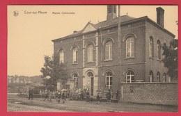Cour-sur-Heure -  Maison Communale ... Groupe D'enfants ( Voir Verso ) - Ham-sur-Heure-Nalinnes