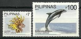 Philippines 2010 Mi 4351+4360 MNH ( LZS8 PLP4351+4360dav37A ) - Philippines