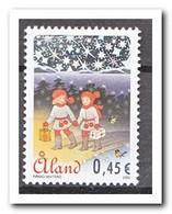 Aland 2005, Postfris MNH, Birds, Christmas - Aland