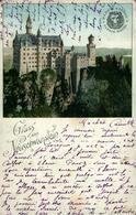 "FUESSEN Ou SCHWANGAU ? Château Du Neuschwantstein  Belle Chromolitho ""Remy's Stärke"" Pub - Fuessen"