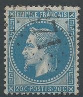 Lot N°47168   N°29B, Oblit GC 1371 Eauze, Gers (31), Ind 4 - 1863-1870 Napoleon III With Laurels