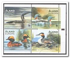 Aland 2013, Postfris MNH, Birds, Ducks, WWF - Aland